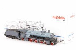 """Märklin 3511, württ. Dampflok Reihe C """"2007""""<b"""