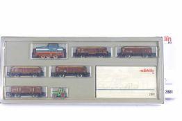 Märklin 2861, Rübenzug<b