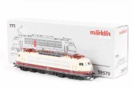 """Märklin 39579, Elektrolok """"103 137-6"""" der DB<"""