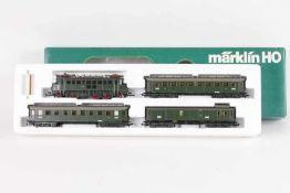 Märklin 2850, Reichsbahn-Schnellzug<