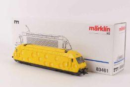 Märklin 83461Märklin 83461, Schweizer Käse Elektrolok Re 460 der SBB, DELTA-System, sehr gut