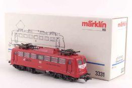 "Märklin 3331Märklin 3331, Elektrolok ""140 045-6"" `Mehr Spaß auf allen Gleisen´ der DB, Delta- und"