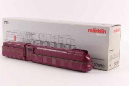 """Märklin 37050Märklin 37050, Stromlinien-Dampflok """"05 001"""" der DRG, Digital-*-Technik, Glockenanker-"""
