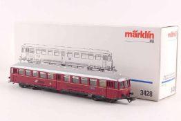 """Märklin 3428Märklin 3428, Akku-Triebwagen """"515 660-9"""" der DB, DELTA-System, Treibräder drehen sich"""