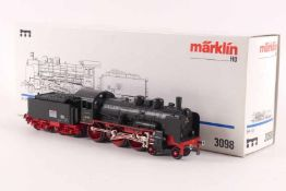 Märklin 3098Märklin 3098, Dampflok `38 1182´ der Deutschen Bundesbahn, Sonderserie der MHI,