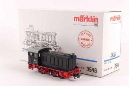 """Märklin 3546Märklin 3546, defekte Diesellok """"V 36 123"""" der Bundesbahn, digital, *****-Antrieb,"""