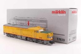 """Märklin 37610Märklin 37610, US-Diesellok PA-1 """"600"""" der """"UNION PACIFIC"""" Railroad, fx-Digital-*-"""