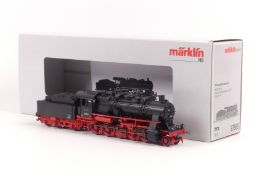 "Märklin 37589, Dampflok ""58 1836"" der Bundesbahn, mfx-Digital-*-Technik, Sound, sehr gut erhalten,"