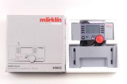 Märklin 60652, Digitale Zentraleinheit mit eingebautem Fahrgerät, nicht geprüft, ORK