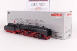 """Märklin 37450, """"45 020"""", Dampflok """"45 020"""" der Bundesbahn, Digital-*-Technik, Fahrgeräusch, Lokpf"""