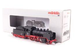 """Märklin 36240, Dampflokomotive """"24 016"""" der DB, fx-Digital-System, sehr gut erhalten, ORK, Anleit"""