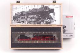 """Märklin 39013, Museums-Dampflok """"01 150"""" der DB, mfx-Digital-Technik, Softdrive-Sinus-Motor, Sound"""