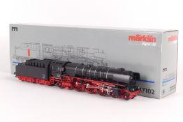 "Märklin 37102, Dampflok ""01 1087"" der Bundesbahn, Digital-*-Technik, Sound, sehr gut erhalten, ORK"