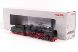 "Märklin 37848, Dampflok ""50 1035"" der Bundesbahn, mfx-Digital-*-Technik, Sound, sehr gut erhalten,"