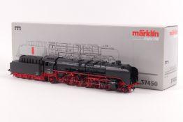 """Märklin 37450, """"45 020"""", Dampflok BR """"45 020"""" der Bundesbahn, Digital-*-Technik, Fahrgeräusch, Lo"""