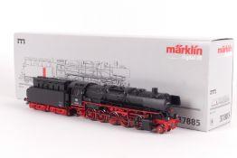 """Märklin 37885, Dampflok """"043 131-2"""" der DB, fx-Digital-*-Technik, Sound, sehr gut erhalten, ORK, A"""