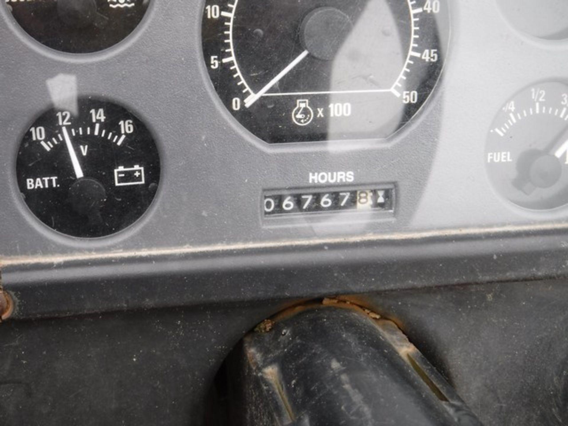 Lot 1240 - CUSHMAN TURF TRUCKSTER 6767hrs (NOT VERIFIED)