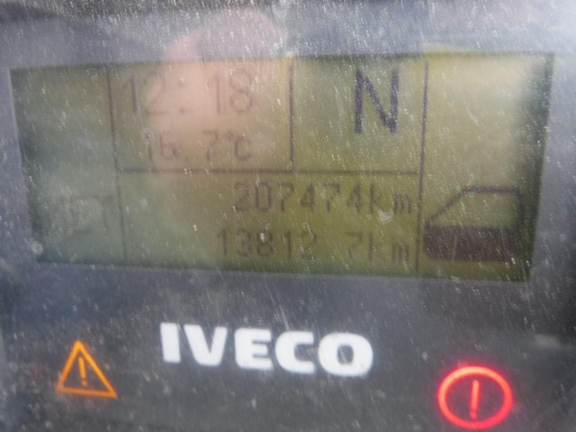 Lot 1702 - IVECO EUROCARGO - 3920cc