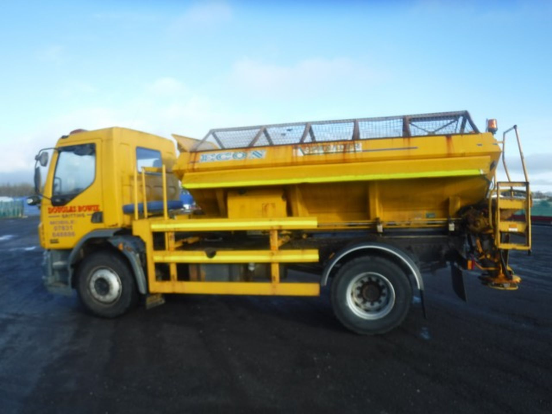 Lot 1722 - DAF TRUCKS FA LF55.220 - 0cc