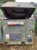 HUNTING 25KVA SILENCED GENERATOR - 4CY FORD DIESEL ENGINE