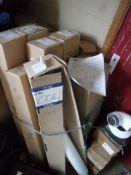 VOKERA FLUES AND SPARE PARTS x16 BOXES