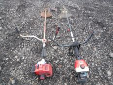 MTD DOUBLE HANDED STRIMMER x2