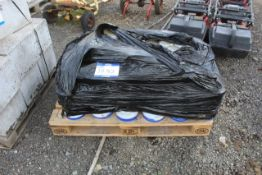 Mixed pallet of Sherwin Williams epidek M377 epoxy deck coating grey, M922A additive approx total 40