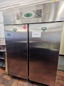 Foster large double freezer
