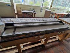 Rotortrim 5ft paper cutter
