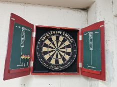 Brookstone Dart board