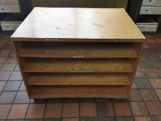A1 Plan chest