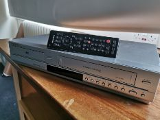 Samsung DVD and video player