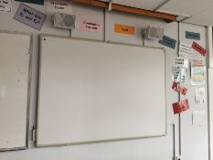 Promethean active board with speakers