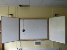 Promethean active board with whiteboards