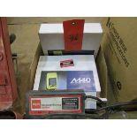 Industrial Scientific M40 Gas Monitors & Ikon Voltage Regulator