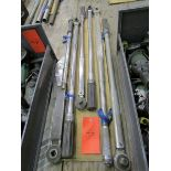 6 HD Torque Wrenches (4 may need repair)