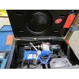 Hougen HMD914 Mag Drill c/w Case