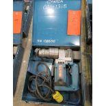 Makita Tone Tension Control Bolt Shear Wrench c/w Metal Case