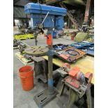 Small Bench Grinder & Westward Drill Press