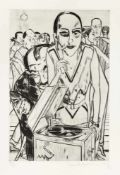 Ackermann, MaxBerlin, 1887 - Unterlengenhardt, 197549 x 32 cm,o.R.Grammophon, 1930/1973