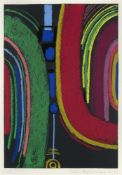 "Ackermann, MaxBerlin, 1887 - Unterlengenhardt, 197556,4 x 39,2cm,R.""Energie I"", 1973. F"