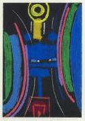 "Ackermann, MaxBerlin, 1887 - Unterlengenhardt, 197550,1 x 34,8cm,R.""Energie III"", 1973."