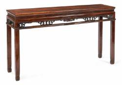 Altartisch aus 'hongmu'