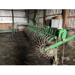 John Deere 20Ft. Rotary Hoe with Transport