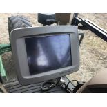 John Deere 2600 Monitor Console, Serial #PCGU26H211463. Auto Tract Activation