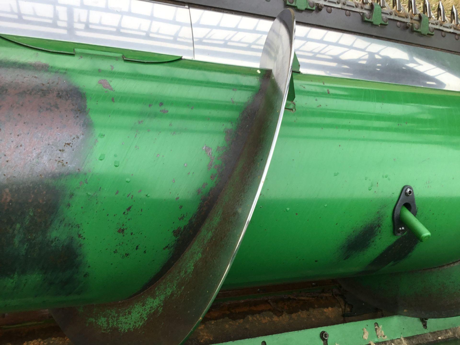John Deere 920 Bean Platform, Full Poly, Full Finger Auger, Serial #HOO920F661763 - Image 2 of 11