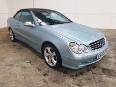 2003 / 03 Mercedes CLK 200 A/Garde Auto