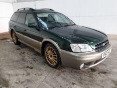 1998 Subaru Legacy estate