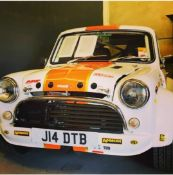 Mini Rally car