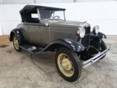 1931 Ford Model A (Grey)
